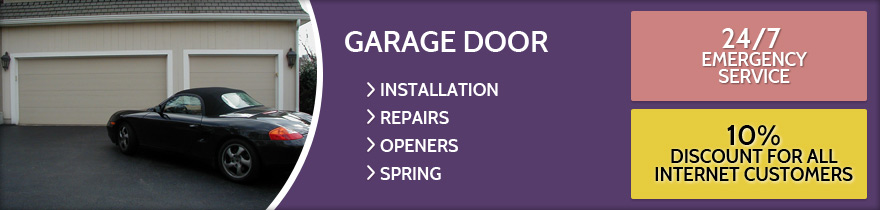 Lake Zurich, IL Garge Door Repair Services